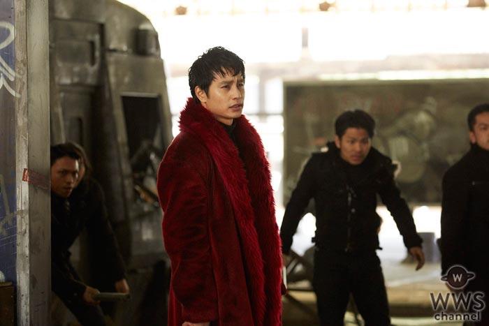 中村蒼が『HiGH&LOW THE MOVIE2/END OF SKY』で見事な怪演!イメージ一新、新たな境地へ!