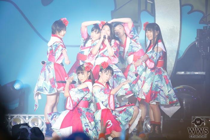 私立恵比寿中学が5回目となる夏の恒例野外ワンマンコンサートにて31曲熱唱!そしてニューシングルの発売をサプライズ発表!