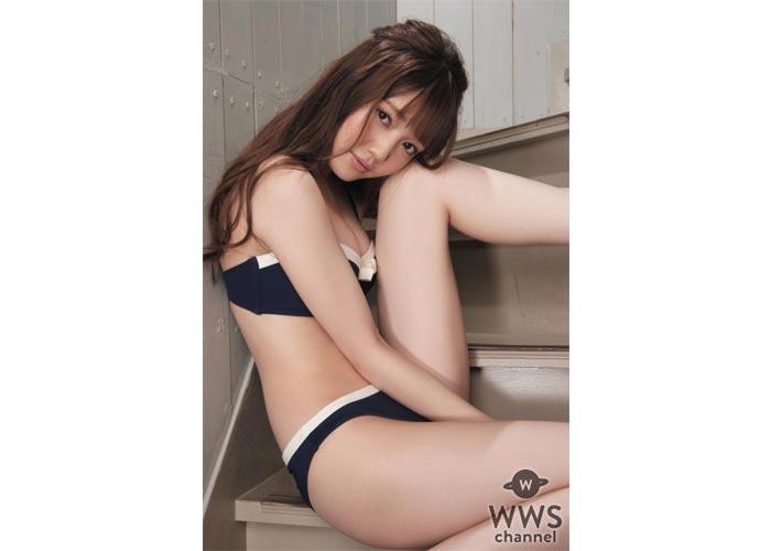 non-no専属モデル 松川菜々花がセクシーグラビアを披露!モデルらしさが垣間見られる写真が満載!