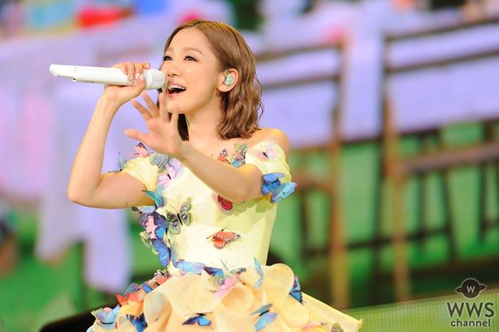 西野カナが自身初ドームツアー初日公演にて待望のNEWアルバム&NEWシングルのリリースを発表!