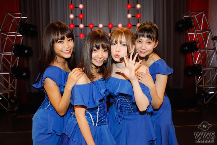 9nineが1年ぶりの中野サンプラザ公演を開催!12月Zeppワンマンも発表!