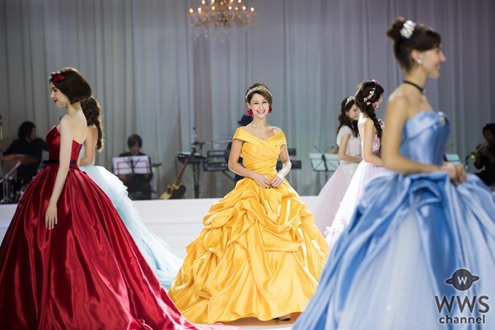 ダレノガレ明美が美しすぎるウエディングドレス姿で魅了!「このまま結婚したい!このまま誰か連れ去ってくれないかな」