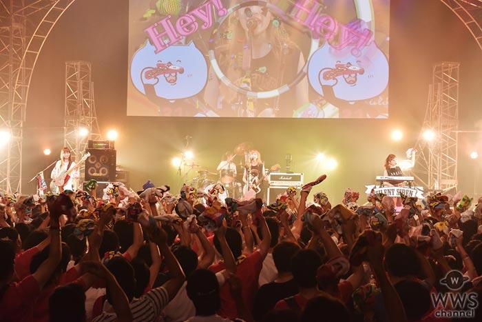 SILENT SIRENが主催する『サイサイフェス』が豪華ゲスト陣と共に今年も開催!新曲『ジャストミート』を初披露!