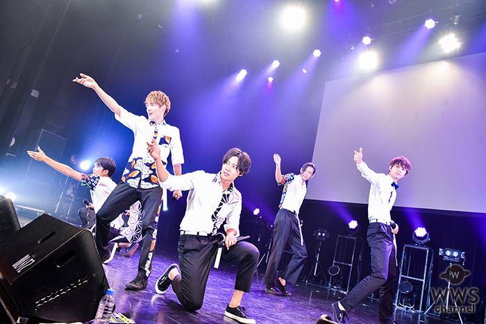 SOLIDEMO、初のオールリクエスト曲による夏のイベントで メンバー佐脇慧一の活動休止前、最後の笑顔!