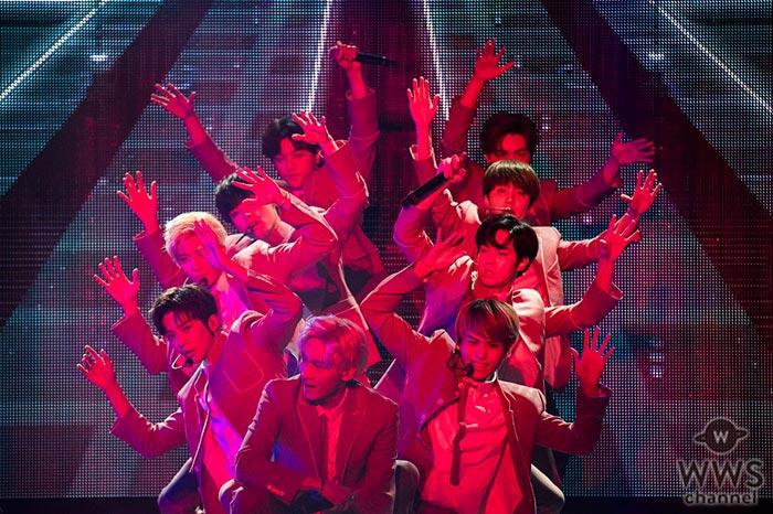 2017最注目のK-POP9人組ダンスボーイズグループ『SF9』、初の単独公演で感じさせた大きな可能性!最新曲「Easy Love」からJ-POPカヴァーまで22曲を披露!