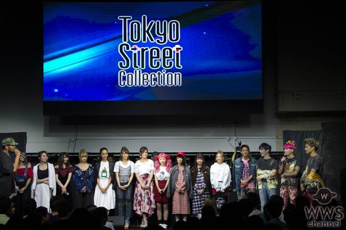 石川ナサ、菜月アイル、大倉士門、こんどうようぢがTSCファッションショーに登場!サプライズの祝福も!?
