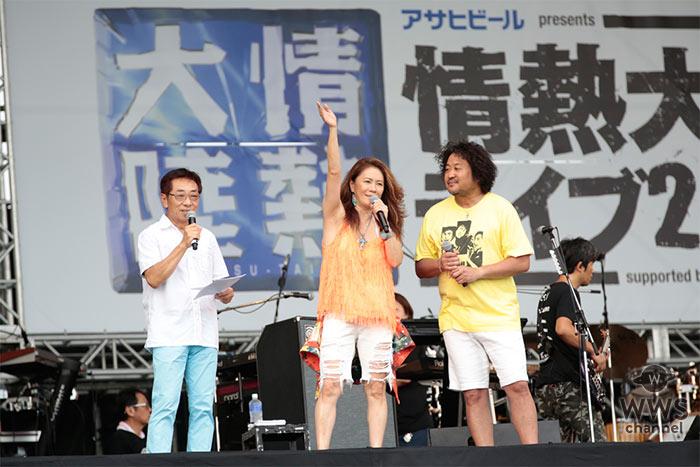 情熱大陸ライブ東京公演で大黒摩季 スキマスイッチ REBECCAら人気アーティストが共演!葉加瀬太郎がコラボステージを展開!
