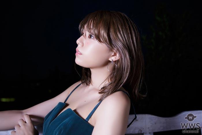 篠崎愛のセクシーフェロモン全開!3rdシングルのビジュアルが公開!