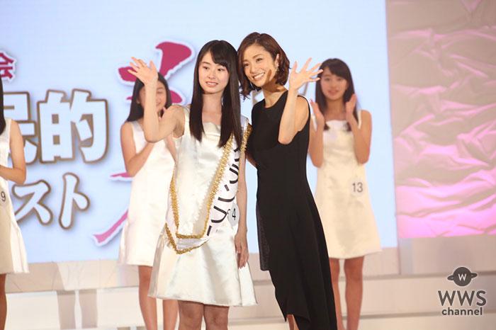 3年ぶり開催!京都出身13才 井本彩花さんが全日本国民的美少女コンテストグランプリに!審査員で藤田ニコルが登場!
