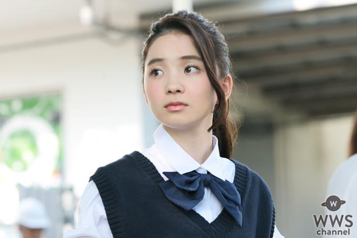 哀川翔の次女・福地桃子が映画『あまのがわ』で映画初出演&初主演!「この作品を通して成長できるように頑張りたいです」