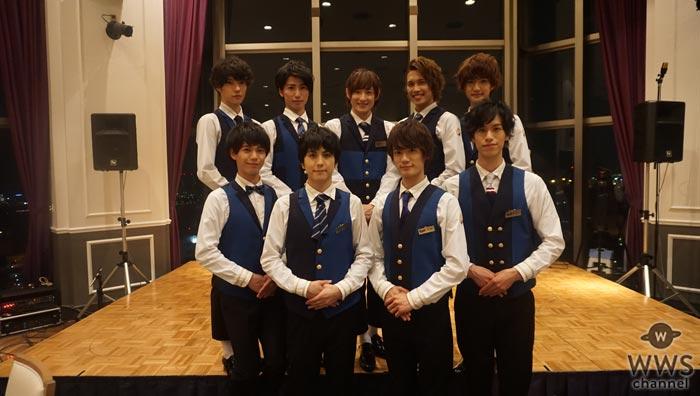 テレビ朝日系音楽番組『BREAK OUT』発のボーイズグループ・Candy Boyが2周年記念公演を開催!「これはゴールではなくスタート」