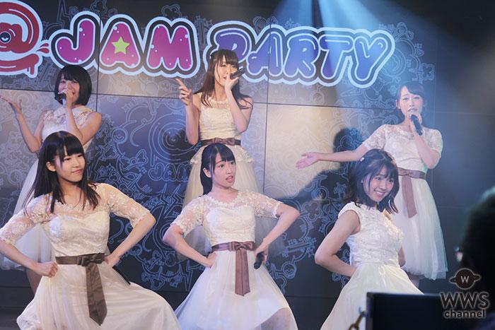 【ライブレポート】正統派美少女アイドルグループ・さくらシンデレラが@JAM PARTYに初出演!バラード系のコンセプトソング『すれ違い。片想い。』など 唯一無二の世界観を表現!