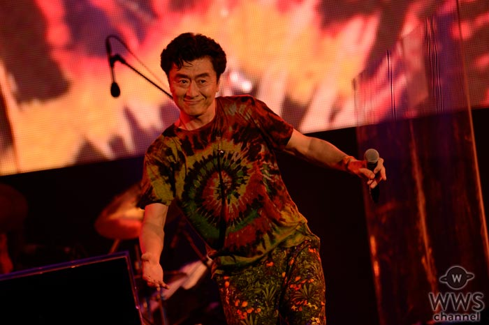 【ライブレポート】「ROCK IN JAPAN FESTIVAL 2017」二日目の大トリは桑田佳祐。15年振りの登場に「4時間くらいやってやろうかと思ってさ!」