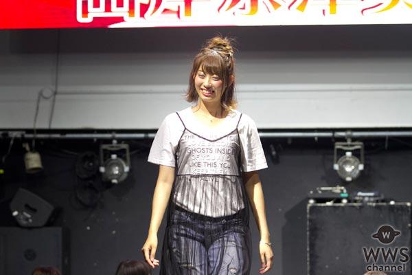 なちょす、永尾まりや、山岸奈津美らが『Tokyo Street Collection Vol.4』ファッションショーに登場!