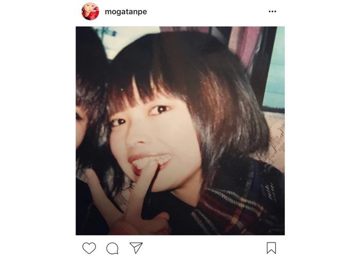 でんぱ組.inc 最上もがが女子高生時代の写真を披露!「ちなみに整形してない」