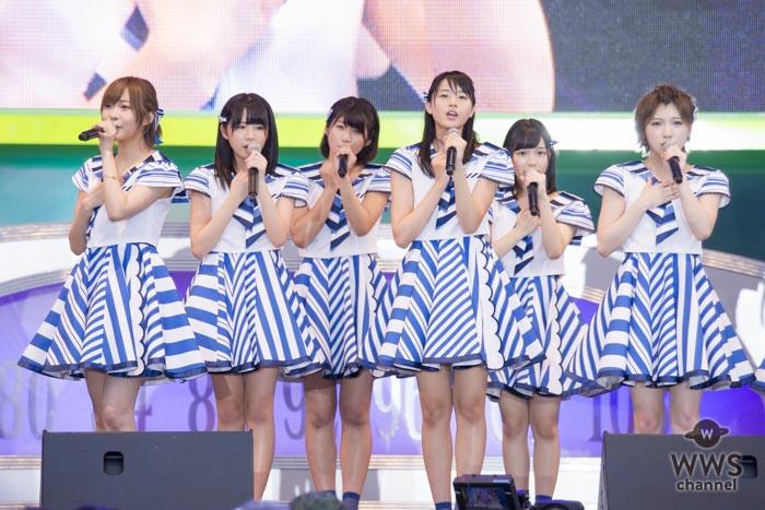 STU48がTIF2017のステージで瑞々しいライブを披露!瀬戸内7県ツアーの発表も!