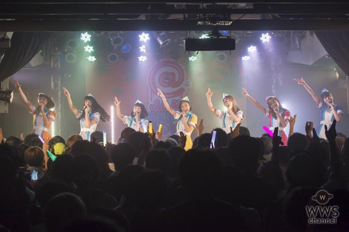 【ライブレポート】PASSPO☆が「@JAM EXPO 2017」に登場!最新曲など全4曲披露!