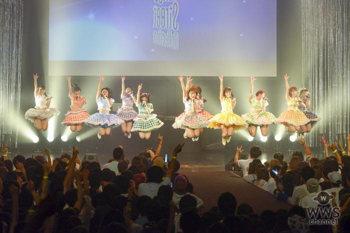 SUPER☆GiRLSが『TSC Vol.5』に登場!キュートな歌声とパフォーマンスで会場一体の熱狂ステージ!