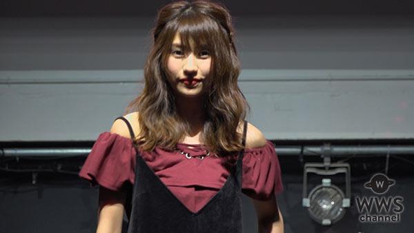 【動画】人気ギャルモデル・なちょす(徳本夏恵)がTSCで圧巻のラップを披露!莉音、村田莉らランウェイに登場!