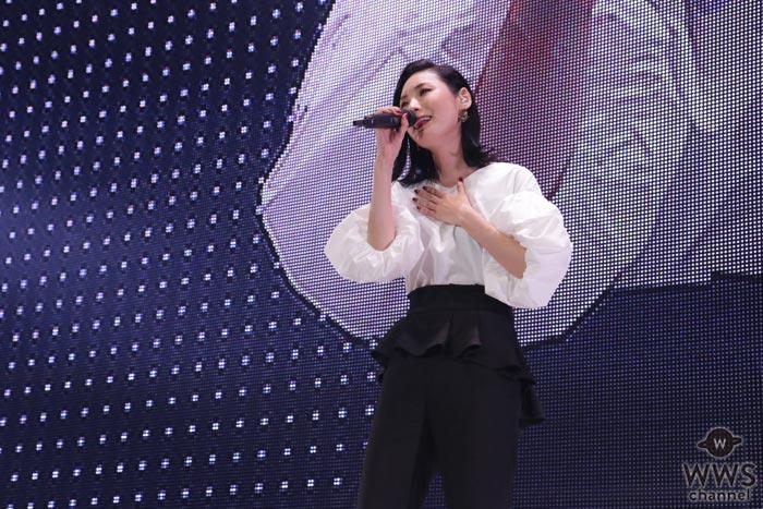 モデルとしても活躍するSonmiが、憧れの神戸コレクションでアーティストデビューを発表!11/22にデビューアルバム『ONE』をリリース!