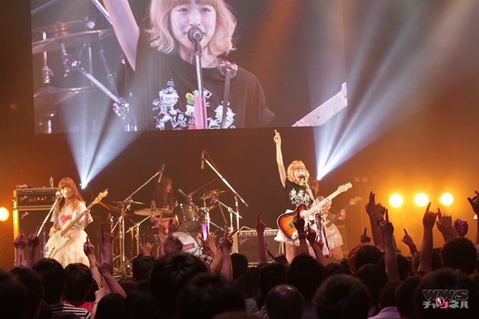 【写真特集】ガールズバンドSilent SirenがAH!YEAH!OH!YEAH!2014で新曲『ラッキーガール』を熱唱!