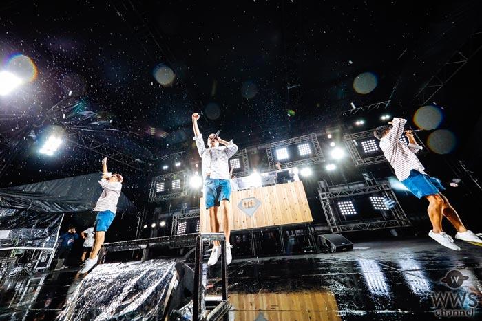 【ライブレポート】氣志團万博2017初日ステージでRIP SLYMEが夏を締めくくる。助っ人にWISEとナヲも参戦。夏の終わりを盛り上げる!