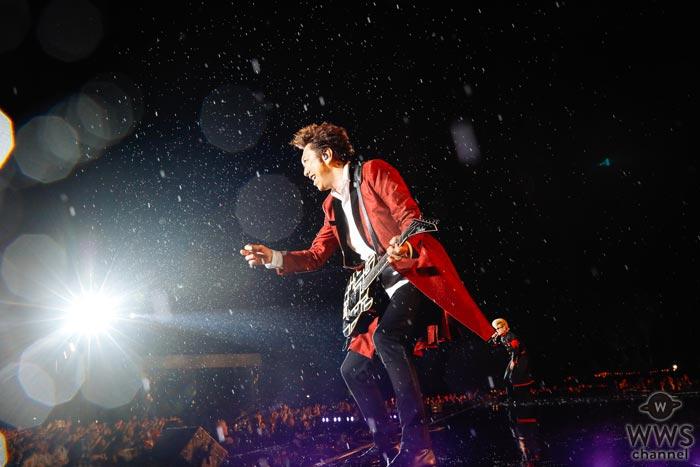 【ライブレポート】布袋寅泰が氣志團万博2017初日ヘッドライナーとして初参戦!誰もが憧れたあのギターサウンドが会場を震わせ、ラストは綾小路 翔と熱唱!
