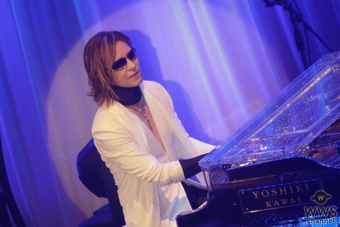 X JAPAN YOSHIKIの日本一豪華なディナーショーが感動の閉幕!手術を乗り越え走り続けるYOSHIKIの奏でるピアノの音色が全観客を魅了!