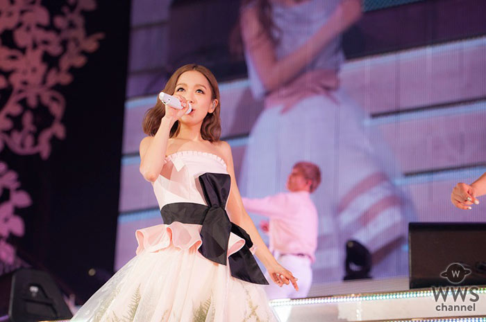 西野カナ、自身初のドームツアー最終公演を東京ドームにて開催! 新曲『手をつなぐ理由』を初披露!
