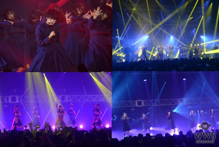 【写真特集】「MTV VMAJ 2017 -THE LIVE-」に欅坂46がトリでライブ出演!「最優秀ビデオ賞」に 星野 源の『Family Song』!ももいろクローバーZ、BUCK-TICK 、 BiSH、THE RAMPAGE from EXILE TRIBEら豪華アーティストによるライブパフォーマンス!