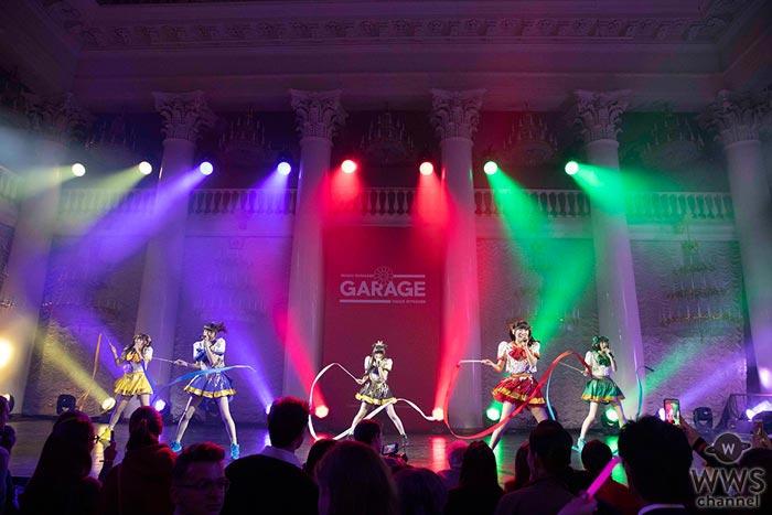 でんぱ組.incがモスクワの村上隆パーティーで新体制初ライブ!12月30日に大阪城ホールライブ決定!