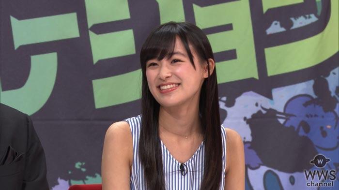 国宝級の笑顔・鈴木美羽が「激辛」コメントで容姿とのギャップが明らかに!
