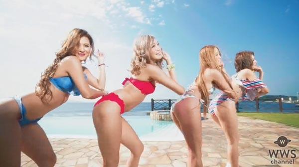CYBERJAPAN DANCERSがセクシーすぎる悩殺シーン満載のMV Dance Movieの配信をスタート!