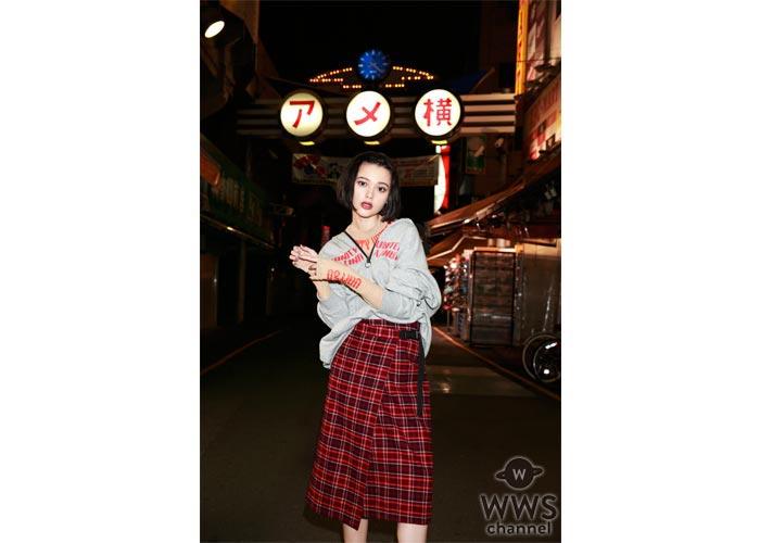 玉城ティナが着るH&Mのアジア限定コレクション『ASIAN KEYS』発売!