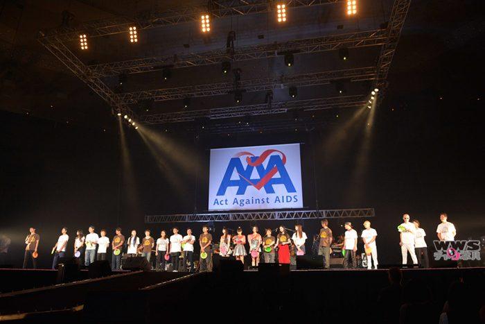 三浦春馬 Perfume ポルノグラフィティら、多くのアーティスト 俳優が武道館に集結!12/1にAct Against AIDS 2015開催!