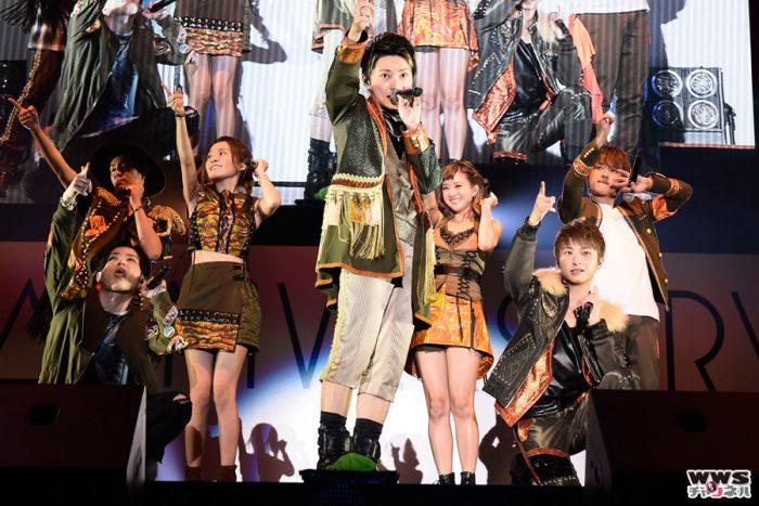 【ライブレポート】AAAが10周年を迎えた当日に『10th Anniversary Live』を代々木で開催! 「みなさんがいる限りAAAは続いていきます!」