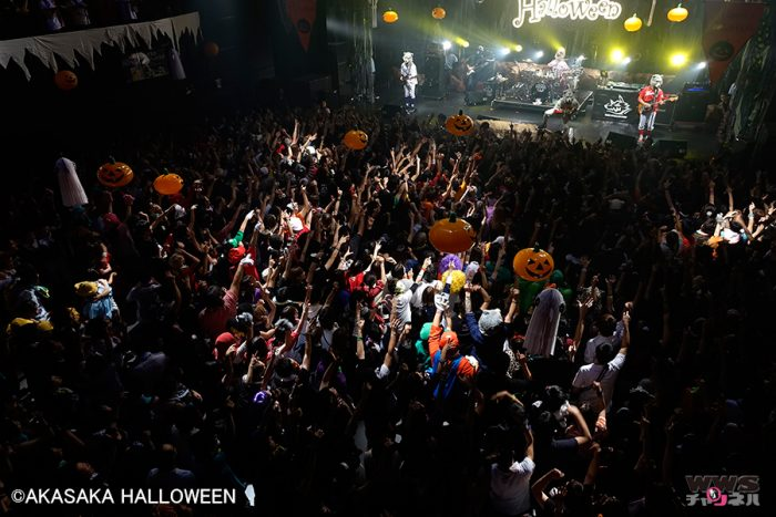 狼バンドMAN WITH A MISSION、BIGMAMA、N'夙川BOYSが「ROCK'N HALLOWEEN!」で共演!