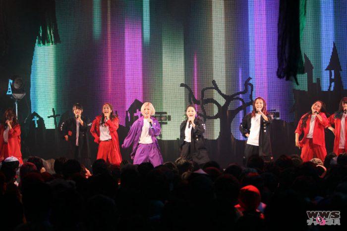 【ライブレポート】Cheeky Paradeが特攻服姿で赤坂ハロウィンに登場!