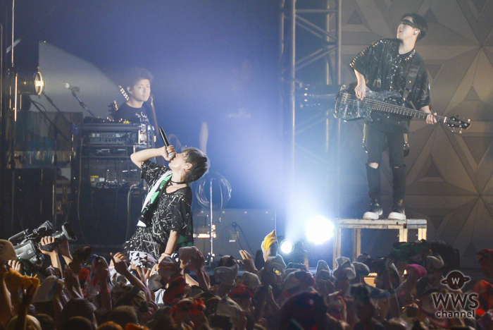 【ライブレポート】SPYAIRが新曲『MIDNIGHT』ほか全6曲 を披露!RockCorpsを疾走感のある演奏で盛り上げる!