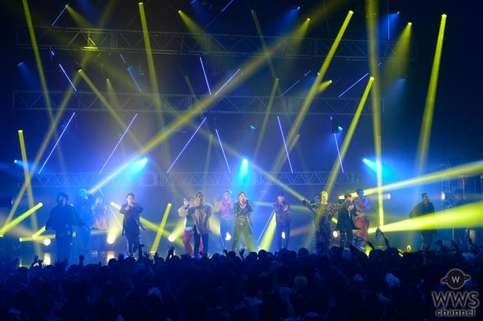THE RAMPAGEが『MTV VMAJ 2017 -THE LIVE-』で熱狂パフォーマンス!「賞に恥じないように精進し続けていきたいと思います!」