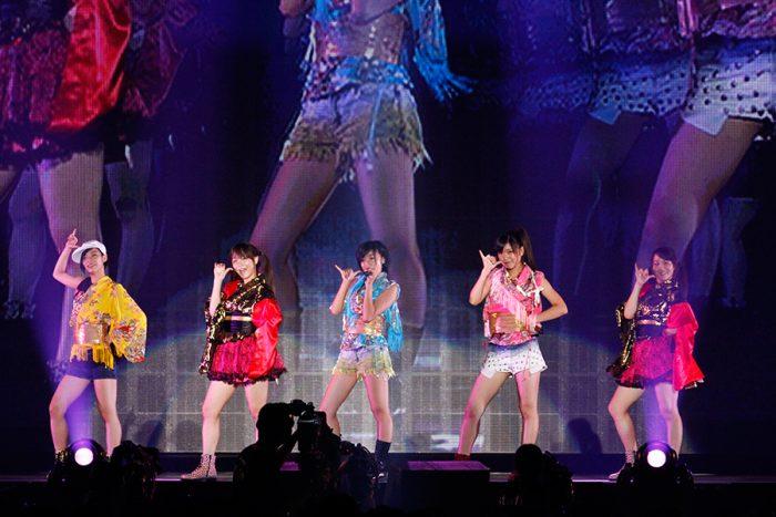 【AKB48 SKE48 東京女子流らが出演】8月10日豪華絢爛! 15組のアイドルが一挙集結した「IDOL NATION 2013」