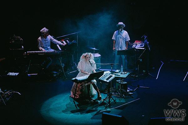 Charaが全国ライブツアー「Sympathy」のファイナル公演開催!息子とステージ上での共演が実現!