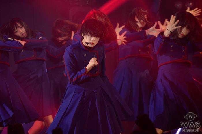 欅坂46が『MTV VMAJ 2017 -THE LIVE-』のトリを務める!圧巻のパフォーマンスで強烈なインパクトを刻み込む!