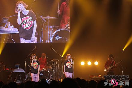 【ライヴ写真】PUFFYがAH!YEAH!OH!YEAH!2014でデビュー曲『アジアの純真』ほか6曲を熱唱!