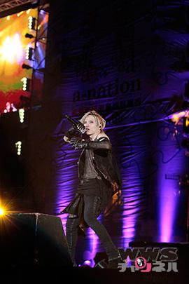 【a-nation 2014】8月29日 Acid Black Cherry、ケツメイシ、氣志團が登場!