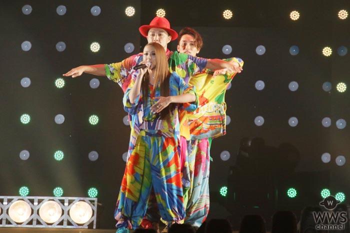 DANCE EARTH PARTYが東京ガールズコレクション 2017 A/Wに登場!圧巻のパフォーマンスで会場を盛り上げる!