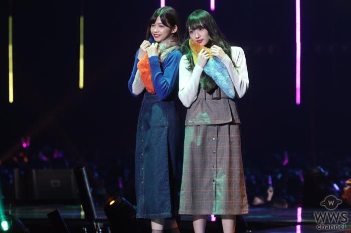 欅坂46 渡邉理佐・渡辺梨加が2人揃って東京ガールズコレクション 2017 A/Wに登場!