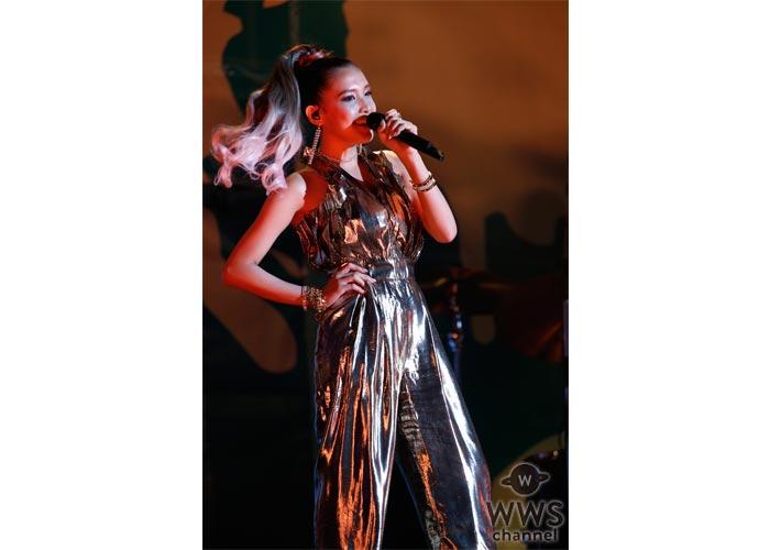 Beverlyが伸びやかなハイトーンボイスでa-nation 2017を魅了!