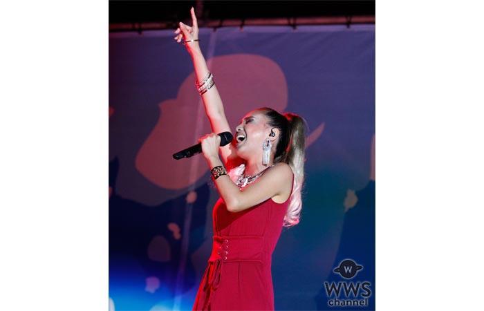 Beverlyが圧巻の歌唱力を響かせ『a-nation 2017』を魅了!