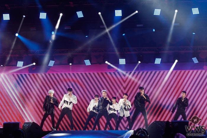EXOが『a-nation 2017』に登場!アグレッシブなパフォーマンスで魅せる!「皆さんに会えて嬉しい!」